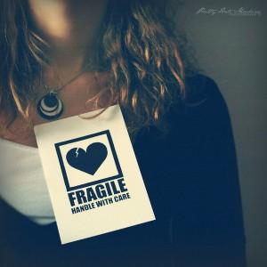 fragile heart flickr